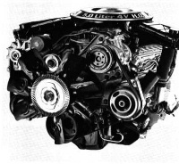 1984 Mustang GT engine