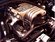 1990 Mustang GT 5.0L engine