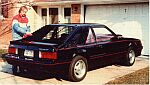 1982 Canadian Mustang GT Turbo