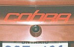 1985 Canadian Mustang GT Cobra decal
