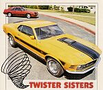 1970 Twister and 1985 Twister II Mustang article